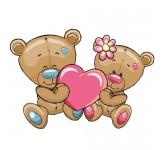 Love Bear Heart